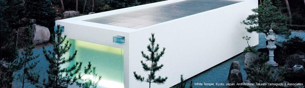 White Temple by Takashi Yamaguchi & Associates